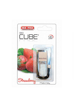 "Deo-Cube ""Strawberry"""