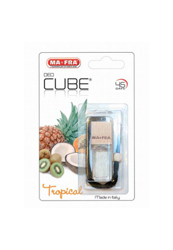 "Deo-Cube ""Tropical"""