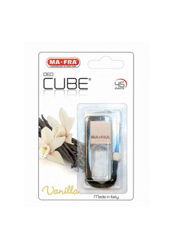 "Deo-Cube ""Vanille"""