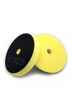 POLISH PAD L SLIM YELLOW 5,5″