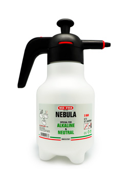 NEBULA SPRAY – SPECIAL FOR ALKALINE