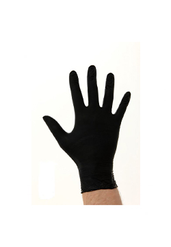 CMT GLOVES SOFT BLACK